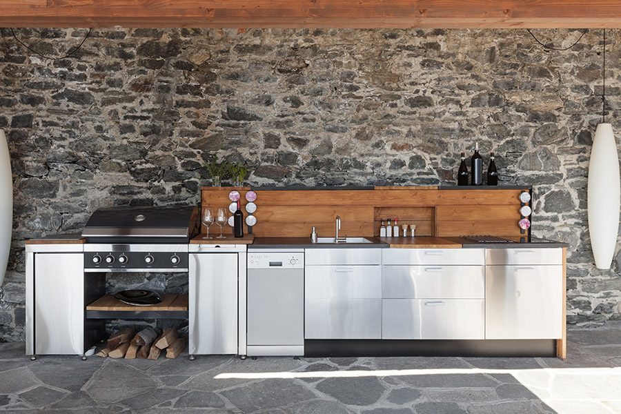 Outdoor Kitchen | Kitchen U